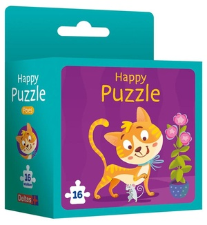 Happy puzzle - poes