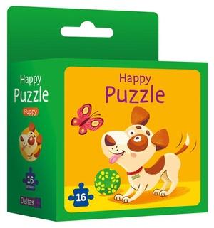 Happy puzzle - puppy / Happy puzzle - chiot
