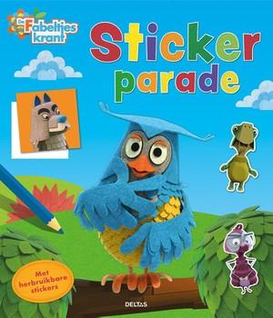 De Fabeltjeskrant Sticker Parade