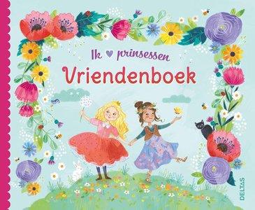 Ik hou van prinsessen vriendenboek