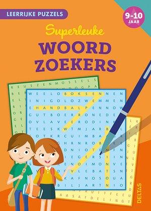 Leerrijke puzzels - Superleuke woordzoekers (9-10 j.)