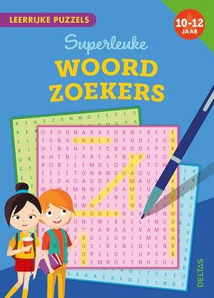 Leerrijke puzzels - Superleuke woordzoekers (10-12 j.)