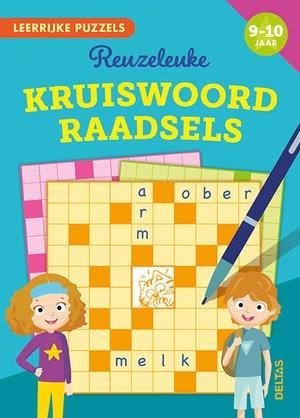 Leerrijke puzzels - Reuzeleuke kruiswoordraadsels (9-10 j.)