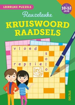 Leerrijke puzzels - Reuzeleuke kruiswoordraadsels (10-12 j.)