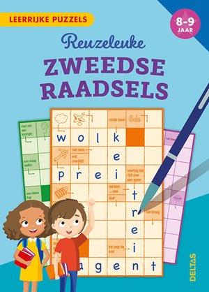Leerrijke puzzels - Reuzeleuke Zweedse raadsels (8-9 j.)