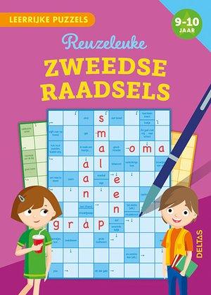 Leerrijke puzzels - Reuzeleuke Zweedse raadsels (9-10 j.)