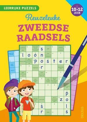Leerrijke puzzels - Reuzeleuke Zweedse raadsels (10-12 j.)