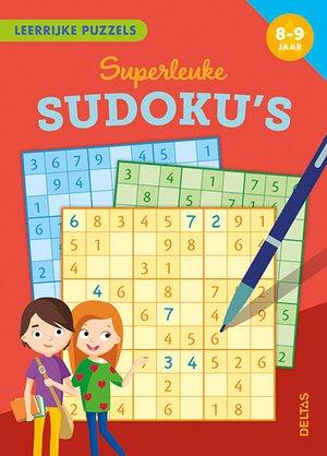 Leerrijke puzzels - Superleuke sudoku's (8-9 j.)