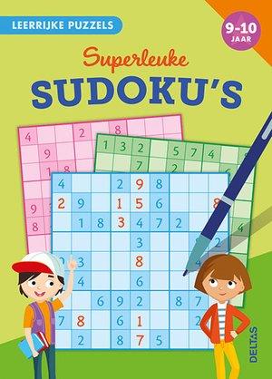 Leerrijke puzzels - Superleuke sudoku's (9-10 j.)