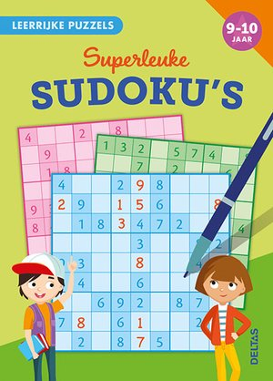 Superleuke sudoku's 9-10 jaar