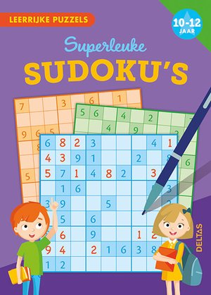 Superleuke sudoku's 10-12 jaar