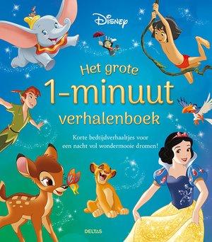 Disney het grote 1-minuut verhalenboek