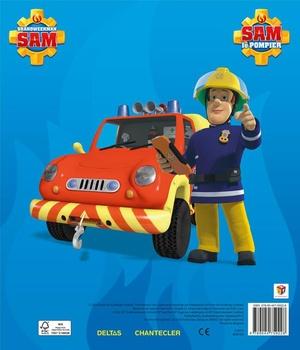 Brandweerman Sam Sticker Parade / Sam le pompier Sticker Parade
