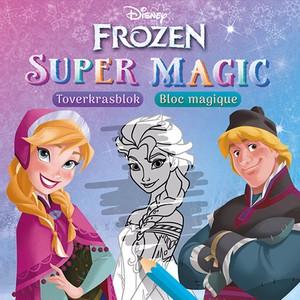 Disney Super Magic Toverkrasblok Frozen / Disney Super Magic bloc magique Frozen