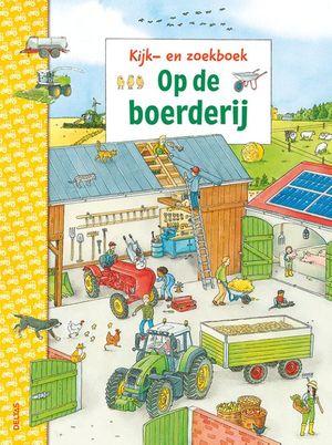 Kijk- en zoekboek - Op de boerderij