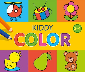 Kiddy Color (2-4 j.) / Kiddy Color (2-4 a.)