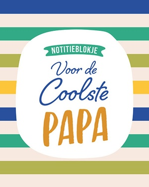 Notitieblokje - Voor de coolste papa