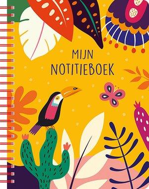 Mijn notitieboek