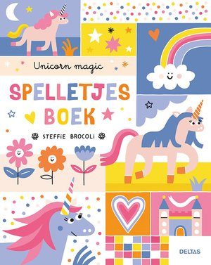 Unicorn magic spelletjesboek
