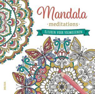 Mandala meditations - Kleuren voor volwassenen