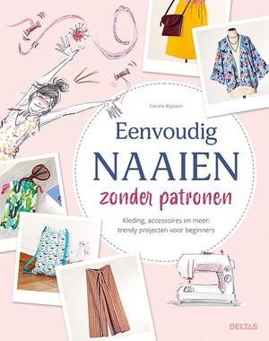 Eenvoudig naaien zonder patronen