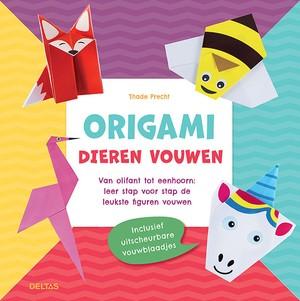 Origami dieren vouwen