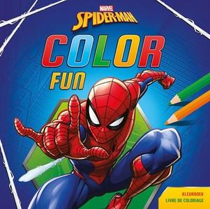 Marvel Spider-man Color Fun