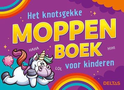 Het knotsgekke moppenboek voor kinderen