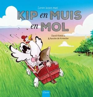Leren lezen met Kip en Muis en Mol