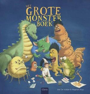 Het grote monsterboek