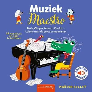 Muziek maestro (geluidenboek)