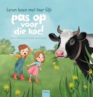 Pas op voor die koe!