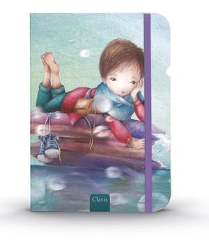 Notebook Mauro de ruimtereiziger
