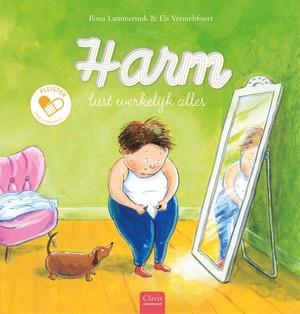 Harm lust werkelijk alles (over overgewicht)