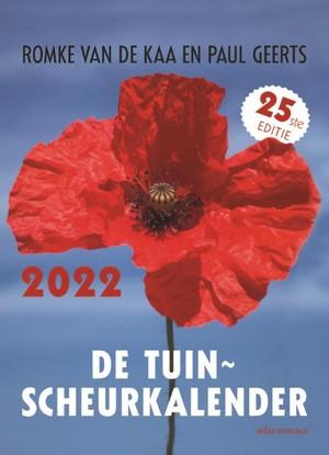 Tuinscheurkalender 2022