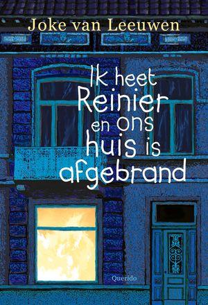 Ik heet Reinier en ons huis is afgebrand