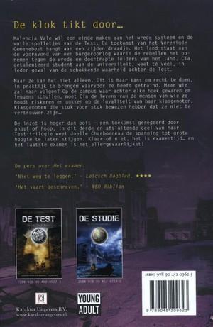 Het examen