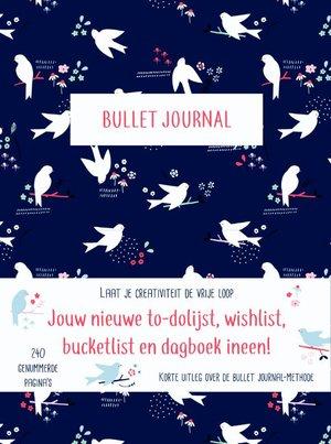 Bullet journal vogels