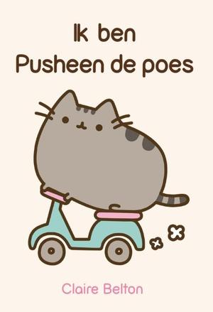 Ik ben Pusheen de poes