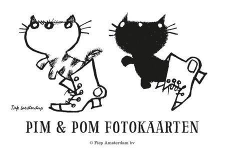 Pim & Pom Fotokaarten