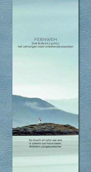 FERNWEH Travel Notebook
