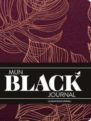 Mijn Black Journal Monstera