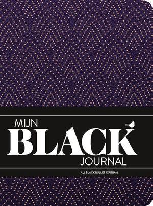 Mijn Black Journal Purple rain