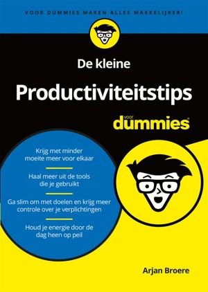 De kleine Productiviteitstips voor Dummies