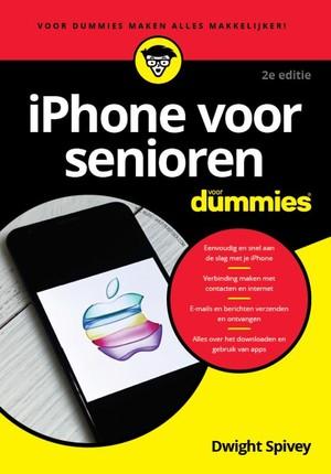 iPhone voor senioren voor Dummies, 2e editie