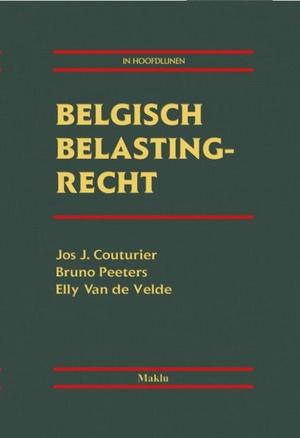 Belgisch belastingrecht (in hoofdlijnen).