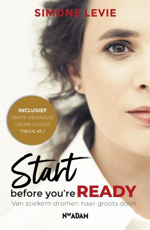 Start before you're ready