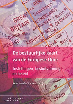 De bestuurlijke kaart van de Europese Unie