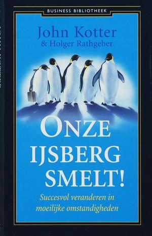 Onze ijsberg smelt!