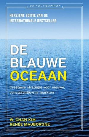 De blauwe oceaan